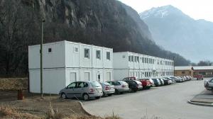 Комплексы модульных зданий