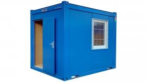 10 футовые офисно-бытовые блок-контейнеры 3 метровые
