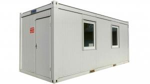 20 футовые офисно-бытовые блок-контейнеры 6 метровые