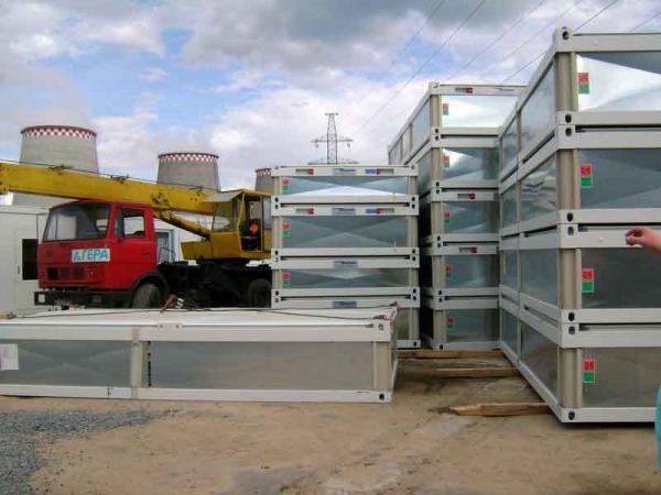 Купить блок-контейнеры и модульные здания CONTAINEX в Надыме