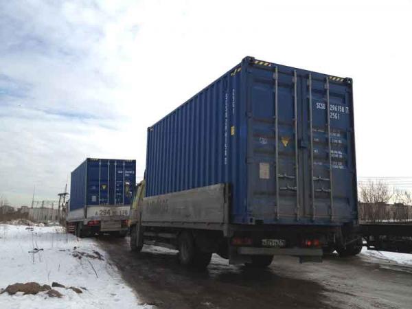Купить блок-контейнеры и модульные здания CONTAINEX в Елани
