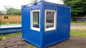 10 футовый офисный блок-контейнер