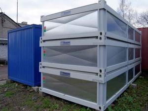 Купить блок-контейнеры и модульные здания CONTAINEX в Верхнетуломском