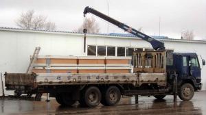 Купить блок-контейнеры и модульные здания CONTAINEX в г.Воробьи